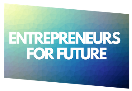 logo entrepreneursforfuture
